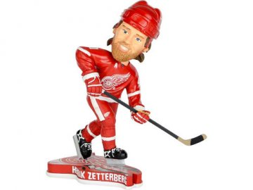 Figurka Henrik Zetterberg Detroit Red Wings Pennant Base Bobble