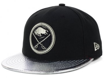 Kšiltovka Buffalo Sabres Metallic Slither 59FIFTY