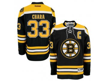 Dres Zdeno Chára #33 Boston Bruins Premier Jersey Home