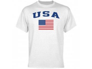 Dětské Tričko - USA Flag