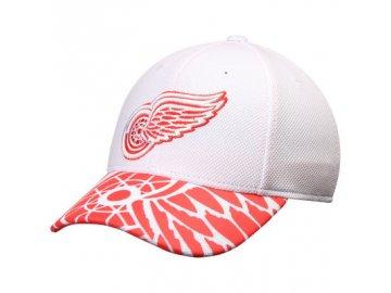 Kšiltovka Detroit Red Wings FaceOff Draft Flex