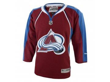 Dětský dres Colorado Avalanche Reebok Premier Home