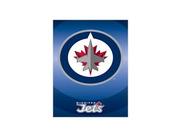 Plakát Winnipeg Jets Team Logo