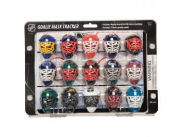 Sběratelské Minimasky NHL Franklin