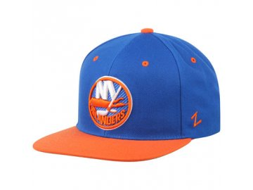 Kšiltovka New York Islanders Zephyr Z11 Snapback modrá