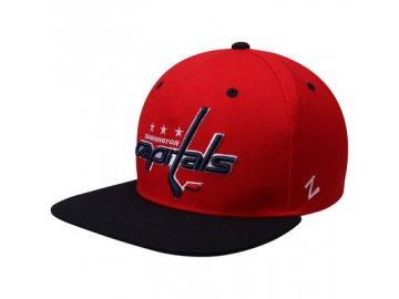 Kšiltovka Washington Capitals Zephyr Z11 Snapback červená