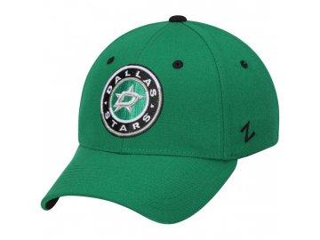 Kšiltovka Dallas Stars Zephyr Breakaway Flex Alternate Logo zelená