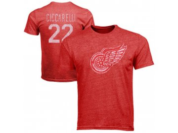 Tričko #22 Dino Ciccarelli Detroit Red Wings Legenda NHL