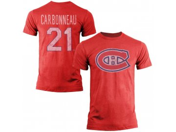 Tričko #21 Guy Carbonneau Montreal Canadiens Legenda NHL