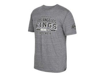 Tričko Los Angeles Kings CCM Property Block Tri-Blend