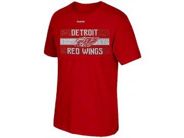 Tričko Detroit Red Wings Reebok Name In Lights