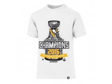 Dětské tričko Pittsburgh Penguins 2016 Stanley Cup Champions Locker Room Flanker