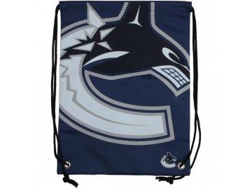 NHL Vak Vancouver Canucks Big Logo Drawstring