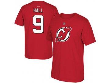 Tričko #9 Taylor Hall New Jersey Devils