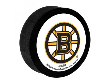 Pěnový puk Boston Bruins
