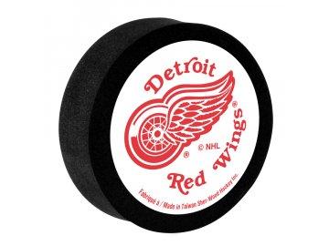 Pěnový puk Detroit Red Wings