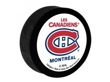 Pěnový puk Montreal Canadiens