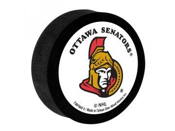 Pěnový puk Ottawa Senators