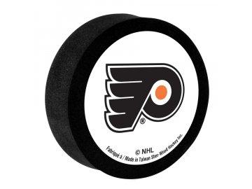 Pěnový puk Philadelphia Flyers