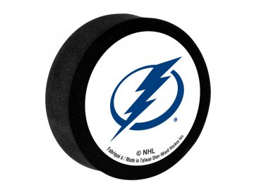 Pěnový puk Tampa Bay Lightning