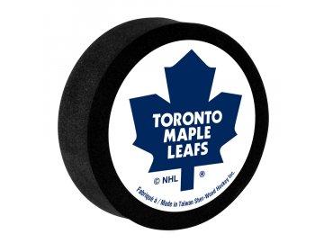 Pěnový puk Toronto Maple Leafs