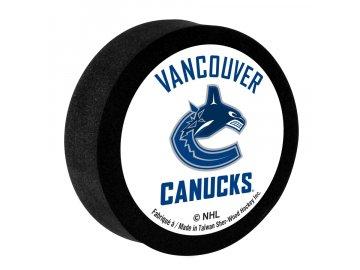 Pěnový puk Vancouver Canucks