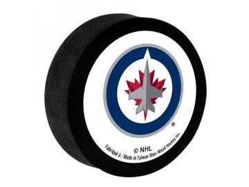 Pěnový puk Winnipeg Jets