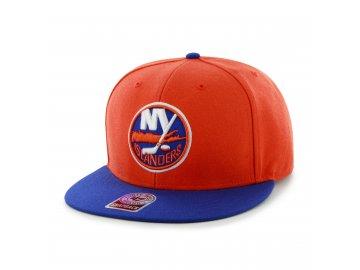 Kšiltovka New York Islanders Backslide Snapback
