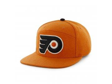 Kšiltovka Philadelphia Flyers Ferro Snapback