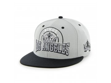 Kšiltovka Los Angeles Kings Boost Snapback