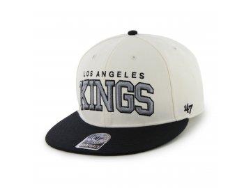 Kšiltovka Los Angeles Kings Blockshed II Snapback