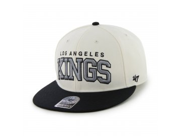 Kšiltovka Los Angeles Kings Blockshed II Snapback
