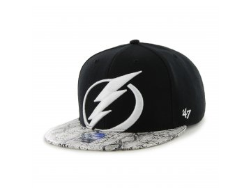 Kšiltovka Tampa Bay Lightning Mamba Snapback