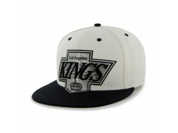 Kšiltovka Los Angeles Kings Jumbo Logo Two Tone Snapback