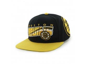 Kšiltovka Boston Bruins Hazelwood Snapback