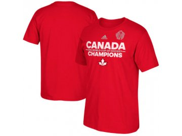 Tričko Team Canada 2016 World Cup of Hockey Champions Authentic