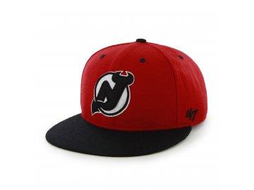 Kšiltovka New Jersey Devils Varsity Snapback