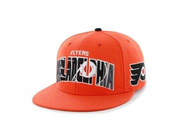 Kšiltovka Philadelphia Flyers STC Snapback