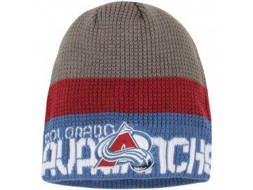 Kulich Colorado Avalanche CI Knit Beanie