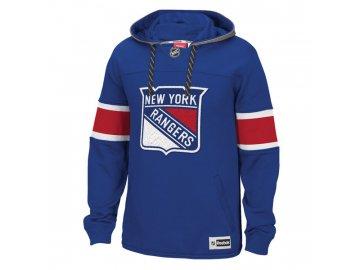 Mikina New York Rangers Speedwick Jersey Hoodie (Velikost S, Distribuce USA)