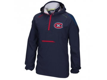 Bunda větrovka Montreal Canadiens CI Anorak Pullover Jacket