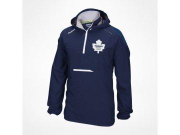 Bunda větrovka Toronto Maple Leafs CI Anorak Pullover Jacket