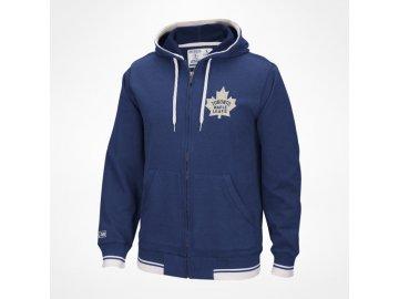 Mikina Toronto Maple Leafs Full Zip Hood 2016