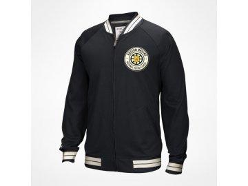 Mikina Boston Bruins Full Zip Track Jacket 2016