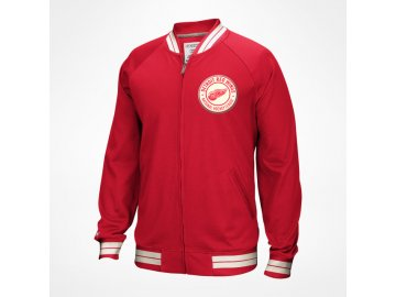 Mikina Detroit Red Wings Full Zip Track Jacket 2016