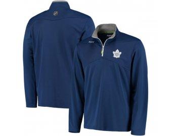 Mikina Toronto Maple Leafs Center Ice Quarter-Zip Baselayer