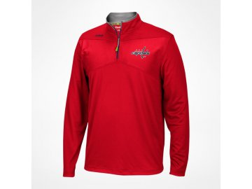 Mikina Washington Capitals Center Ice Quarter-Zip Baselayer
