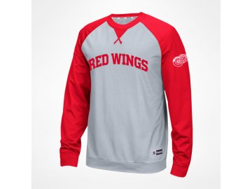 Tričko Detroit Red Wings Longsleeve Novelty Crew 2016