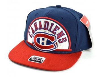 Kšiltovka  Montreal Canadiens Arched Snapback