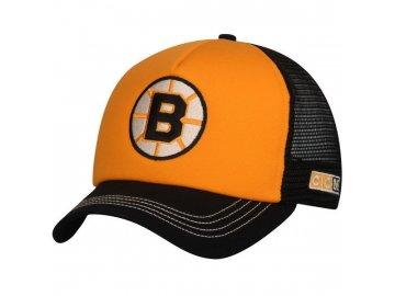 Kšiltovka  Boston Bruins Vintage Meshback Trucker